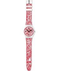 Swatch SUOZ259C Relógio Cutotto