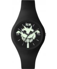 Ice-Watch 001446 Ice-fantasma exclusiva de silicone preta pulseira de relógio