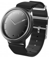 Misfit MIS5000 Fase Black Watch silicone compatível com Android e iOS