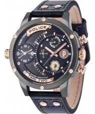 Police 14536JSU-03 Relógio de adição de homens
