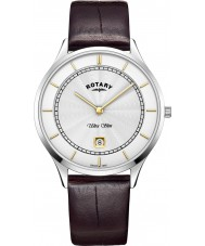 Rotary GS08300-02 Mens ultra slim watch