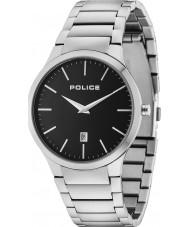 Police 15246JS-02M Mens horizonte relógio