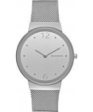 Skagen SKW2380 Senhoras freja aço de prata pulseira de relógio