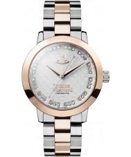 Vivienne Westwood VV152SRSSL Relógio de senhorita Bloomsbury