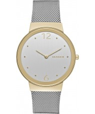 Skagen SKW2381 Senhoras freja aço de prata pulseira de relógio