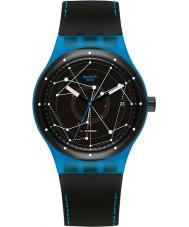 Swatch SUTS401 Sistem51 - relógio automático azul sistem