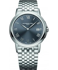 Raymond Weil 5466-ST-00608 Mens tradição relógio magro