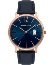 Police 15307JSR-03 Relógio da virtude dos homens