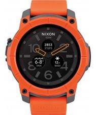 Nixon A1167-2658 Mens mission watch