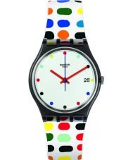 Swatch GM417 Relógio Milkolor