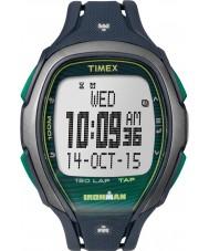 Timex TW5M09800 Ironman relógio pulseira azul de resina
