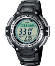 Casio SGW-100-1VEF Mens esportes engrenagem do sensor duplo de baixa temperatura Relógio resistente