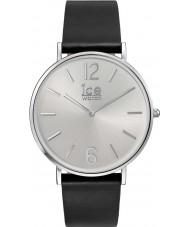 Ice-Watch 001514 Cidade-bronzeador exclusivo de couro preto pulseira de relógio
