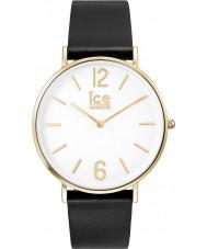 Ice-Watch 001516 Cidade-bronzeador exclusivo de couro preto pulseira de relógio
