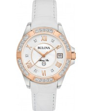 Bulova 98R233 Ladies star da Marinha