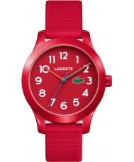 Lacoste 2030004 Relógio das crianças 12-12