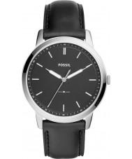 Fossil FS5398 Relógio minimalista para homens