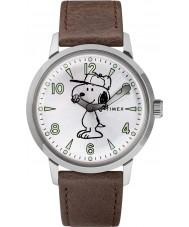 Timex TW2R94900 Relógio Snoopy welton