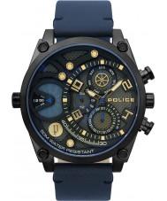 Police 15381JSB-61 Relógio de vigor dos homens