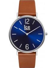 Ice-Watch 001520 Cidade-bronzeador exclusivo de couro marrom pulseira de relógio