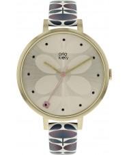 Orla Kiely OK2190 Relógio de Ivy das senhoras