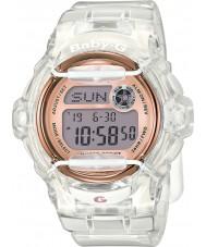 Casio BG-169G-7BER relógio digital de Baby-G tempo do mundo