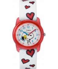 Timex TW2R41600 Relógio de peanuts de crianças