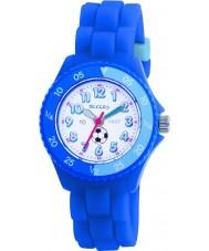 Tikkers TK0002 Crianças relógio de borracha azul