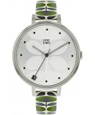 Orla Kiely OK2191 Relógio de Ivy das senhoras