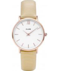 Cluse CL30032 relógio Ladies minuit