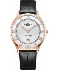 Rotary GS08304-01 Mens ultra slim watch
