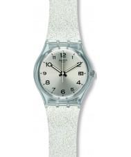 Swatch GM416C Ladies silverblush watch