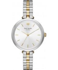 Kate Spade New York KSW1119 Ladies holland dois tons pulseira de aço relógio