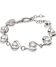 Skagen SKJ0092040 Ladies Agnethe pulseira de pérolas de prata