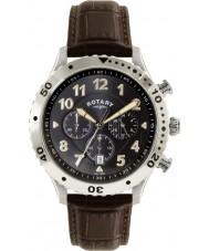 Rotary GS00483-04 Relógio para homens