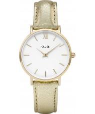 Cluse CL30036 relógio Ladies minuit