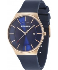 Police 15045JBCR-03P Mens novo relógio horizonte