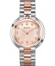 Bulova 98P174 Ladies rubaiyat watch