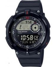 Casio SGW-600H-1BER relógio coleção Mens