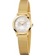 Calvin Klein K3M23526 Relógio minimalista das senhoras