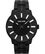 Police 15391JSB-02M Relógio de pedra para homens