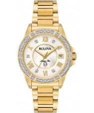 Bulova 98R235 Ladies star da Marinha