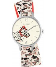 Radley RY2401 Fleet Street Ladies couro loira relógio pulseira