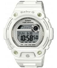 Casio BLX-100-7ER Baby-g gráfico de marés relógio branco