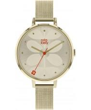 Orla Kiely OK4062 Relógio de Ivy das senhoras