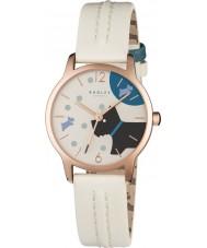 Radley RY2404 As senhoras mais a lua couro loira pulseira de relógio