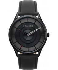 Police 15399JSB-02 Relógio burbank