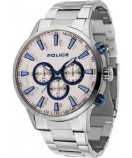 Police 15000JS-04M Relógio momentum para homens