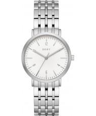 DKNY NY2502 Senhoras prata Minetta pulseira de aço relógio