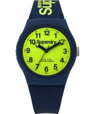 Superdry SYG164UN navy Urban relógio pulseira de silicone